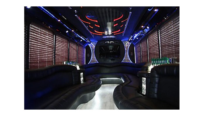 Party Bus Service Chicago